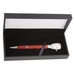 CR-7319 Swarovski Crystal Rosewood Watch Pen