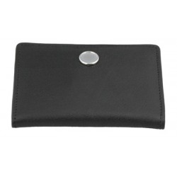 WL-6077 TWO FOLD LEATHER CARD HOLDER