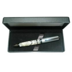 BP-6068 Ivory Celluloid Ball Pen