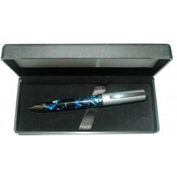 BP-6068 Blue Celluloid Ball Pen