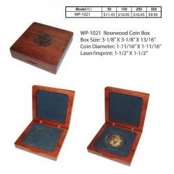 Wood Pen 1021CoinBox