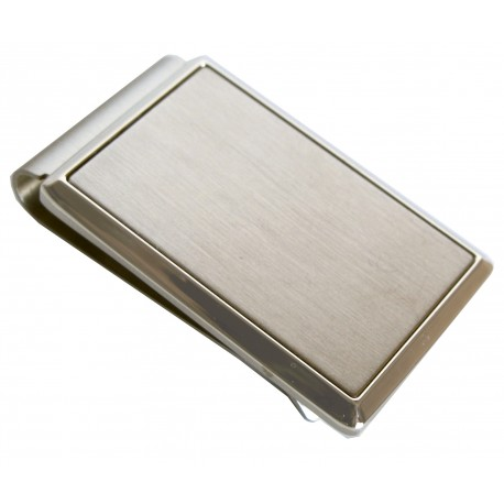 GS-1046 SIMPLE RECTANGULAR MONEY CLIP