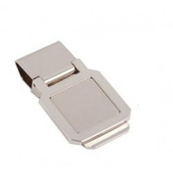 GS-8044 SQUARE METAL MONEY CLIP