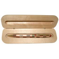 WP-7053B Set1M - Maple Wood Box