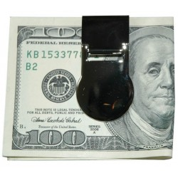 GS-1248 BUTTON DESIGN MONEY CLIP