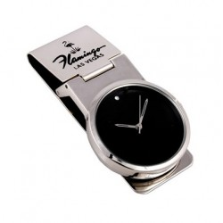 GS-7029B ROUND WATCH MONEY CLIP